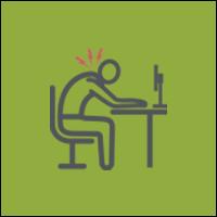 Symptom List Icon Fatigue