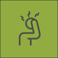Symptom List Icon Headaches & Migraines