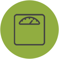 Symptom List Icon Weight Issues