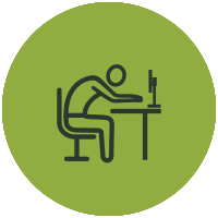 Symptom List Icons Fatigue